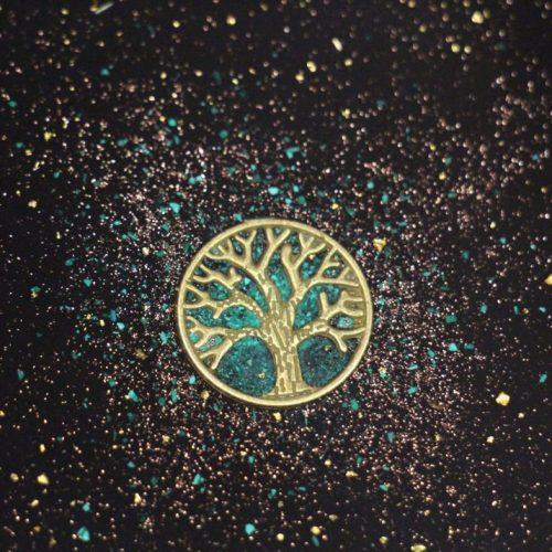 Orgonitová podložka-Strom života